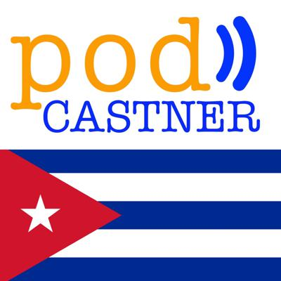 Cover art for podCASTNER goes to Cuba