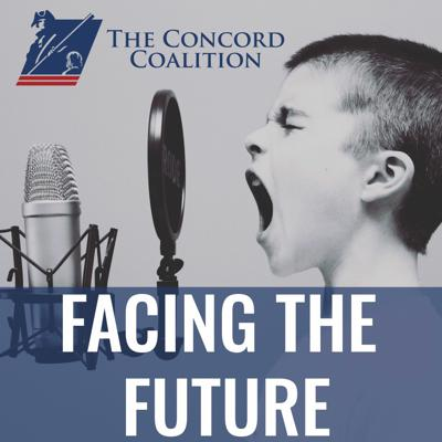 Cover art for Facing The Future 8/11/20