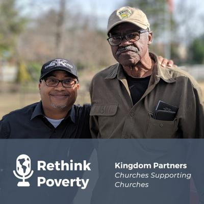 Cover art for Churches Supporting Churches: Interview with Kingdom Partners