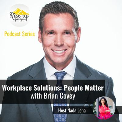 Cover art for Modern Leadership with Brian Covey