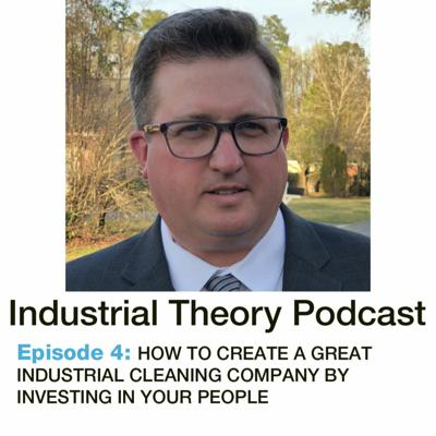 Cover art for How to Create a Great Industrial Cleaning Company by Investing in Your People