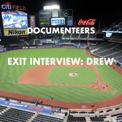 Cover art for Exit Interview: Drew