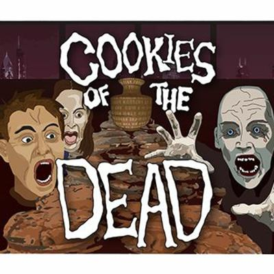 Cover art for Cookies Of The Dead