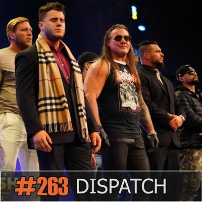 Cover art for Dispatch #263 - إلى متى؟