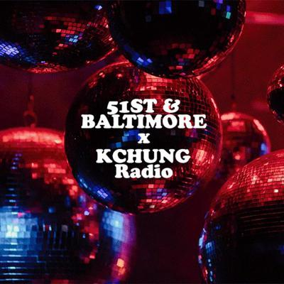 Cover art for 51st & Baltimore x KCHUNG Radio - Show 56 - Guest Mix Series feat. DJ Research - RSVP