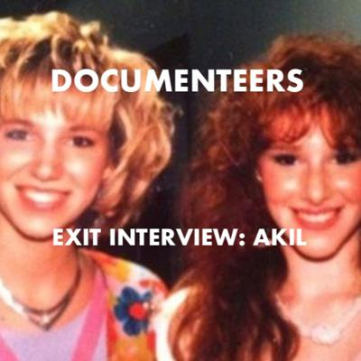 Cover art for Exit Interview: Akil