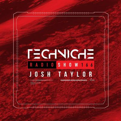 Cover art for TRS166: Josh Taylor
