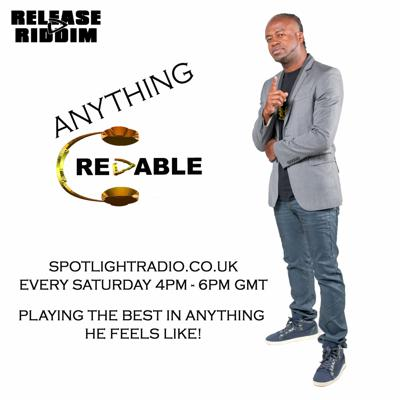 Cover art for Anything Credable Radio Show