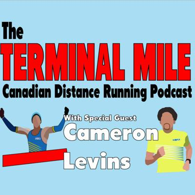 Cover art for Episode 151- Cam Levins V. The Greatest Marathon Of All Time