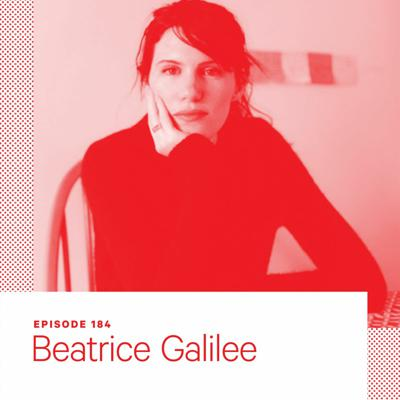 Cover art for 184. Beatrice Galilee
