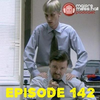 Cover art for Major's Mess Hall - Episode 142 - Sitcoms