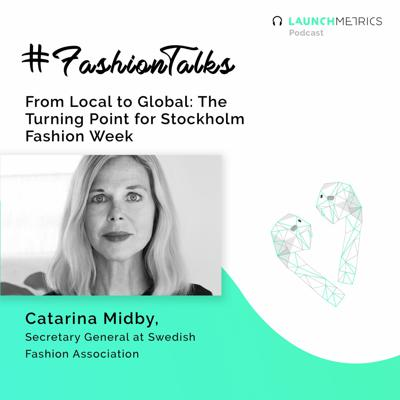 Cover art for #FashionTalks. From Local to Global: The Turning Point for Stockholm Fashion Week