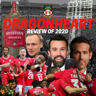 Cover art for 14 Dragonheart 01.01.21 | Review of 2020