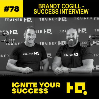 Cover art for Brandt Cogill - Success Interview