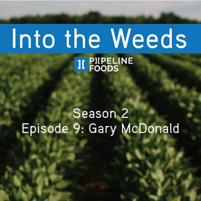 Cover art for Season 2, Episode 9: Covid-19 and Soil Health with Gary McDonald