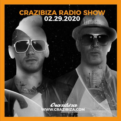 Cover art for Crazibiza Radio Show (2020-02-29)