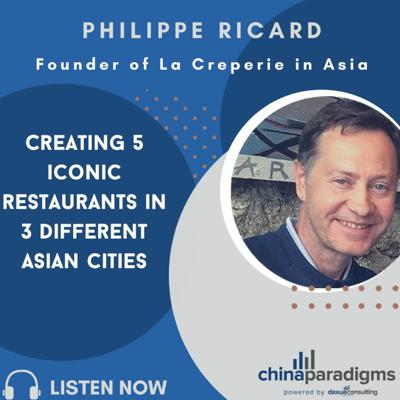 Cover art for Ep 103: Creating 5 iconic restaurants in 3 different Asian cities
