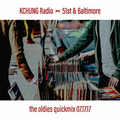 Cover art for Show 8 - Oldies Quick Mix