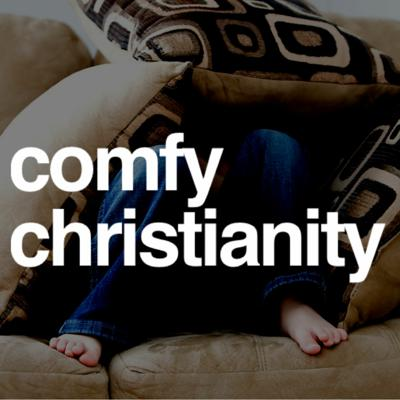 Cover art for Comfy Christianity - Tom Curee