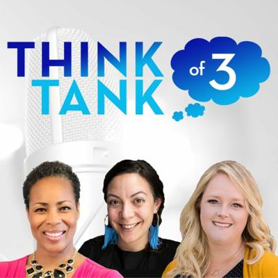 Cover art for New Season, New Host, New Think Tank of Three