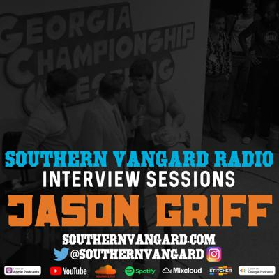 Cover art for Jason Griff - Southern Vangard Radio Interview Sessions