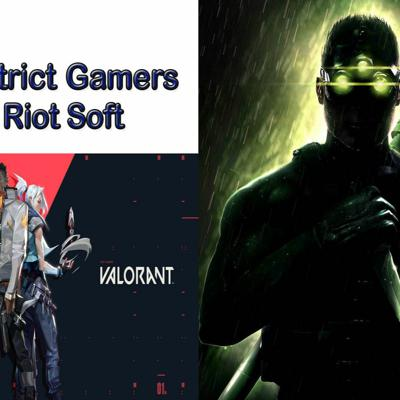 Cover art for District Gamers Podcast S2E3: Riot Soft
