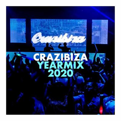 Cover art for Crazibiza Yearmix 2020