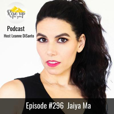 Cover art for Episode #296 with Jaiya Ma: Find Your Erotic Language