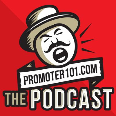 Cover art for Promoter 101 # 218 - Paradigm's Aaron Pinkus