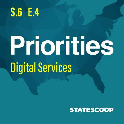 Cover art for Priorities — Season 6, Episode 4: Digital Services