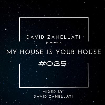 Cover art for My House Is Your House #025