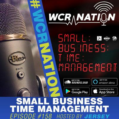 Cover art for Small business time management | WCR Nation Ep 158 | The Window Cleaning Podcast