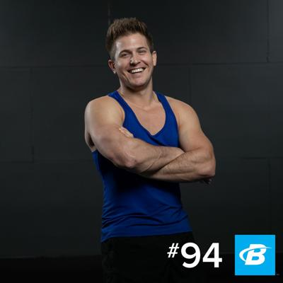 Cover art for Episode 94 - Scott Herman on Pushing Limits, Nuclei Overload, and Why We Hate Having to Rest