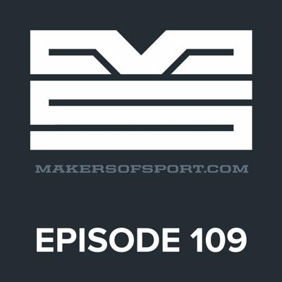 Cover art for Bonus Episode: The Updated Story of Makers of Sport® on Sports as a Job Podcast