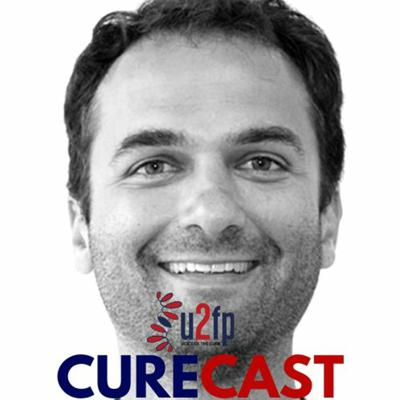 Cover art for CureCast Episode 42 with Dr. Ethan Perlstein