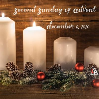 Cover art for 12-6-2020 Second Sunday of Advent