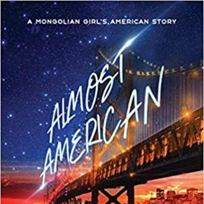 Cover art for #91 Almost American