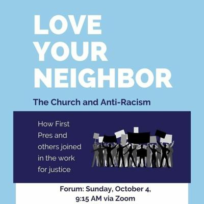 Cover art for 10.04.20 - Love Your Neighbor