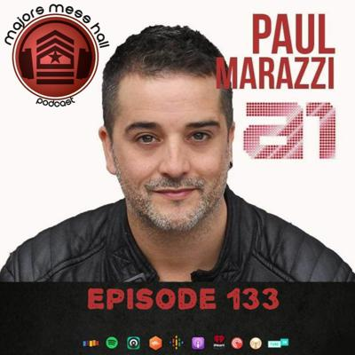 Cover art for Major's Mess Hall - Episode 133 - Paul Marazzi Of A1