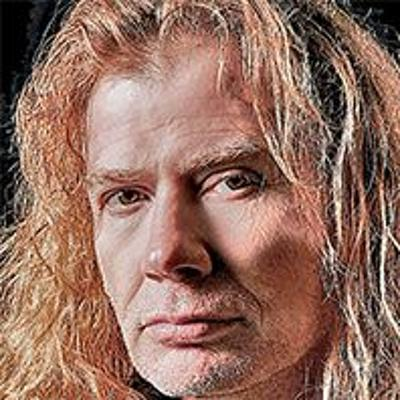 Cover art for Dave Mustaine on Confetti Lyrics, Crawling & Surviving Cancer