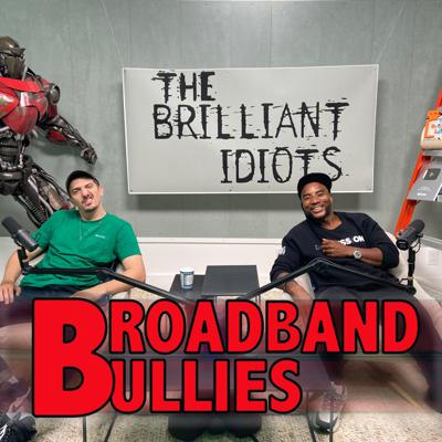 Cover art for Broadband Bullies