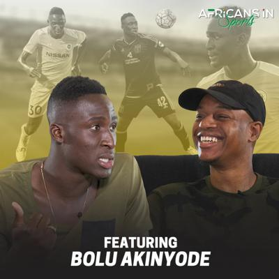Cover art for AIS Podcast S2E3 - Bolu Akinyode Talks About Life Back in Nigeria and Playing Soccer in The US