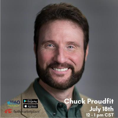 Cover art for Chuck Proudfit - July 18, 2020