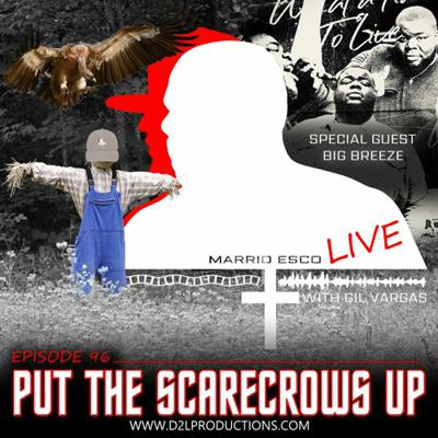 Cover art for Put the Scarecrows Up