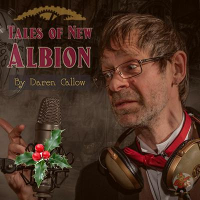 Cover art for Tales of New Albion (S2) - An Urgent Message from ARC