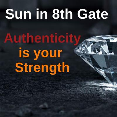 Cover art for 8th Gate - Authenticity is your Strength