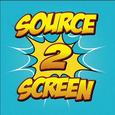 Cover art for Source2Screen Podcast - Ep 22 Age Of Ultron