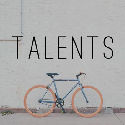Cover art for Talents - Tom Curee