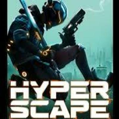 Cover art for Hyper Scape Review