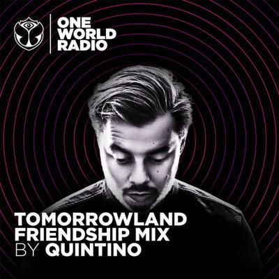 Cover art for Tomorrowland Friendship Mix - Quintino